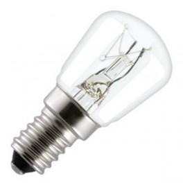 Лампа GE 15P1/FRID/E14 230V d=25 l=57 для холодильника