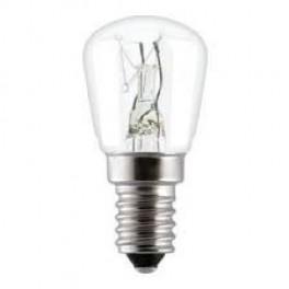 15P1/CL/E14 15W 240V лампа накал. прозр. GE