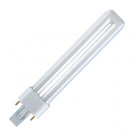 Лампа DULUX S 9/71 G23 2.3W 400-600nm желтуха