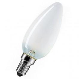 Лампа CLASSIC B FR 60W 230V E14 (свеча матовая d=35 l=100)