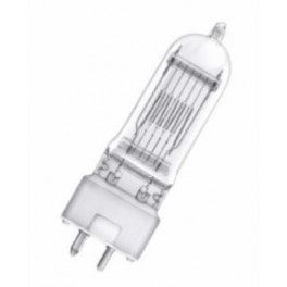 Лампа 64744 FWP T/19 230V 1000W GX9.5 20500lm 750h d35x110 3000K (PHILIPS 6996P)