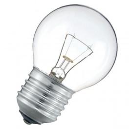 Лампа CLASSIC P CL 60W 230V E27 (шарик прозрачный d=45 l=75)