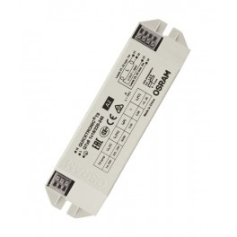 QTZ8 1X18/220-240 VS20 150x40x28mm OSRAM - ЭПРА