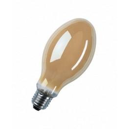 Лампа HQL 80 SUPER DE LUXE Е27 d=70 l=156 3400 lm OSRAM ДРЛ