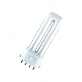 Лампа DULUX S/E 9W/41-827 2G7 (мягкий тёплый белый)