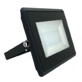 FLOODLIGHT 50W/3240/3000K BLACK IP65 3240Лм LEDV - LED прожектор OSRAM