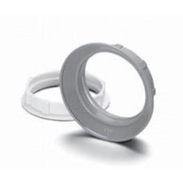 08610 VS Абажурное кольцо Е27 белые d55х15 M40X2,5 для 64501