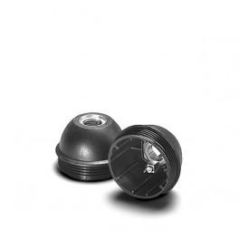 83035 VS для 83000 Е27 донышко с заземлением чёрный