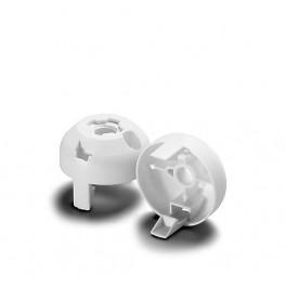97664 VS Защитный колпачёк внешний стопор M10x1 +бок отверстие для 64501 белый