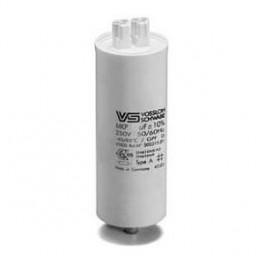 WTB 20 мкФ ±5% 250V d35 l95 M8x10 (Пласт. корпус/Wago/-40C...+85C) Конденсатор