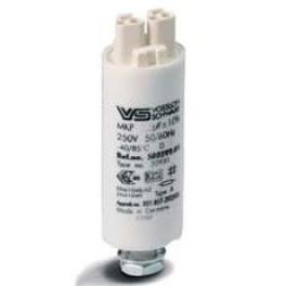 WTB 9 мкФ ±5% 250V d30 l70 M8x10 -40* +85*(Пласт. корпус/Wago/-40C...+85C) Конденсатор