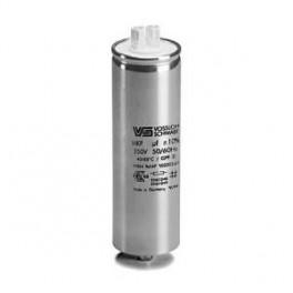 WTB 40 мкФ ±5% 250V d45 l90 M8x10(Алюм. корпус/Wago/-40С...+85С) Конденсатор
