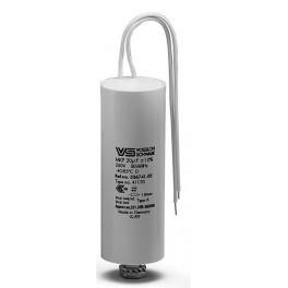 WTB 10 мкФ ±5% 250V S9 D18 (Пласт. корпус/Проводники 200мм/-40С...+85С) Конденсатор