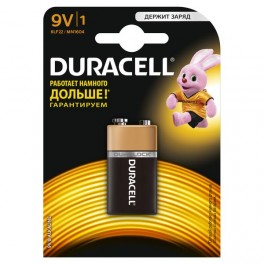 Элемент питания LR MN 1604/6LR61 ВР-1 (блист.1шт) Duracell