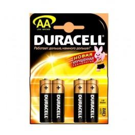 Элемент питания LR MN 1500/LR6 Basic BP4 (блист.4шт) Duracell