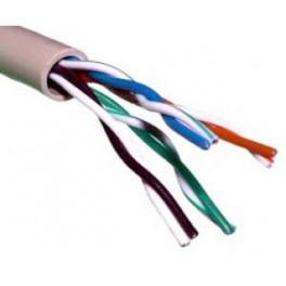 Кабель UTP 4х2х0.5 кат.5е омедн. алюм. (м) PROCONNECT