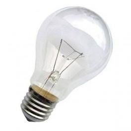 Лампа накаливания Б 60Вт E27 230-230В (верс.) Лисма