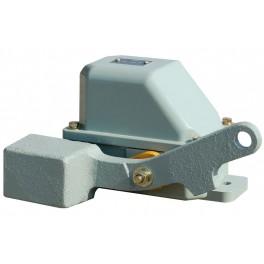 Выключатель конечн. КУ-703 У1 10А IP44 рычаг с грузом 2 эл. цепи без противовеса Электротехник