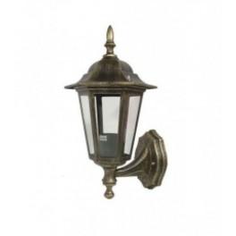 Светильник 4101 (НБУ 60Вт) бронза Camelion
