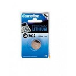 Элемент питания CR CR2032 BL-1 (блист.1шт) Camelion