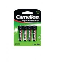 Элемент питания R R6 BL-4 (блист.4шт) Camelion