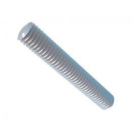 Шпилька резьбовая М8х1000 SM8х1000 (дл.1м) КМ