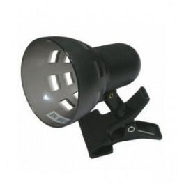 Светильник KD-304 прищепка без лампы 230В 40Вт ЛОН черн. Camelion