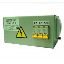 Трансформатор ЯТП 0.25-380/36 IP30 Кострома