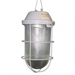 """Светильник НСП 02-200-002 """"Желудь А"""" IP52 корпус с решеткой серый Элетех"""