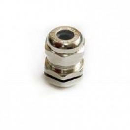 Ввод кабельный М22 латунь Dкаб. 8-15 IP68 ЗЭТА