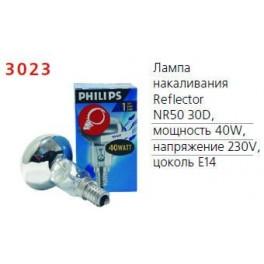 Лампа накаливания Refl 40Вт E14 230В NR50 30D 1CT/30 Philips / 871150005415978