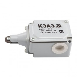 Выключатель путевой ВПК 2111Б У2 КЭАЗ