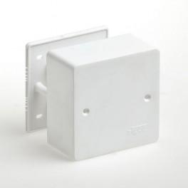 Коробка универсальная для кабель-каналов 85х85х45 Рувинил