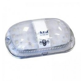 Светильник LED 8Вт IP20 с опт-акуст. датчиком Актей
