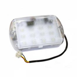 Светильник LED 6Вт IP66 с опт. датчиком Актей