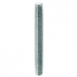 Шпилька резьбовая М8х1000 (дл.1м) ДКС