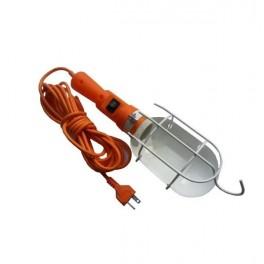 Светильник переносной ЛСУ-2 6м ПВС с выкл. 12/24/36/42 Т-образная вилка (РВО) Техник