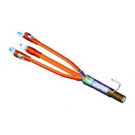 Муфта кабельная концевая внутр. установки 10кВ 3КВТП-10-25/50 с наконеч. Подольск