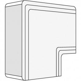 Угол плоский для кабель-канала 80х60 NPAN ДКС