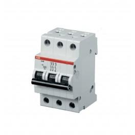 Выключатель авт. мод. 3п C 25А SH203L 4.5кА ABB