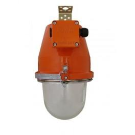 Светильник РСП 38М-125 без решетки без отражателя взрывозащ. Индустрия