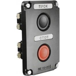Пост кнопочный ПКЕ 112-2 У3 IP40 (пластик)