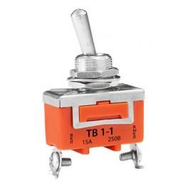 Тумблер ТВ-1-1 15А 250В