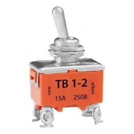 Тумблер ТВ-1-2 15А 220В