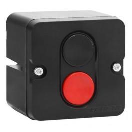 Пост кнопочный ПКЕ 712-2 У3 IP40 пластик