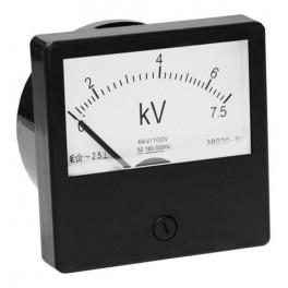 Вольтметр Э8030-М1 7.5 кВ (6000/100В)