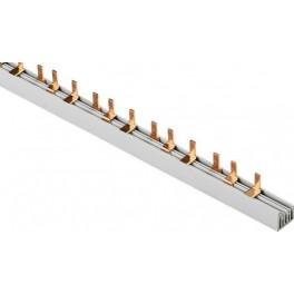 Шина соединительная тип PIN (штырь) 3ф до 63А (дл.1м)