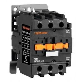 Электромагнитный пускатель ПМЛ 3160М 40А 230 В