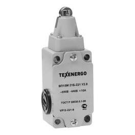 Выключатель путевой ВП15М 21Б-221 У2.8 *