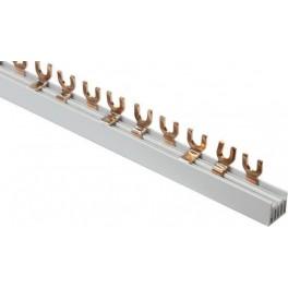 Шина соединительная тип FORK (вилка) 3ф до 63А (дл.1м)